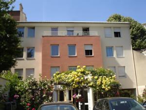 Hôtel résidence ERASMUS - Facade